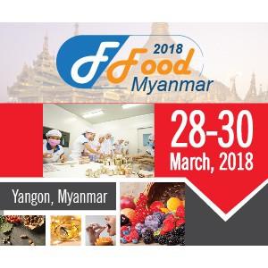 FUNCTIONAL FOOD EXPO MYANMAR  2018