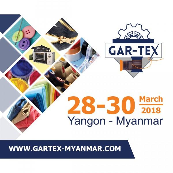 GAR-TEX EXPO MYANMAR 2018