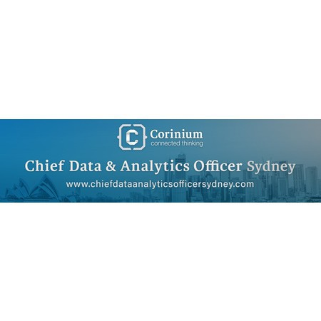 Chief Data and Analytics Officer Sydney Conference 2018