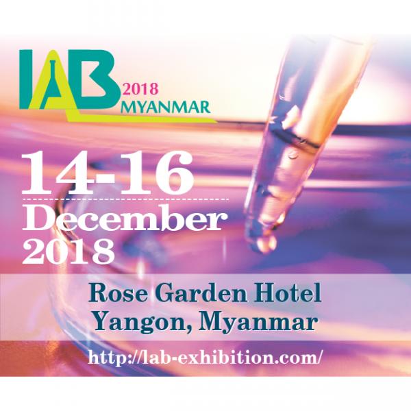 MYANMAR LAB EXPO 2018