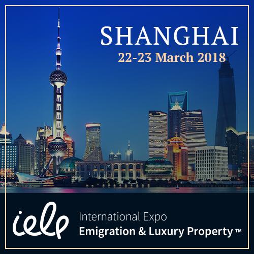 Shanghai International Emigration & Luxury Property Expo 2018