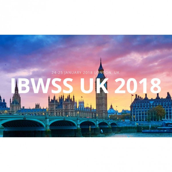 International Bulk Wine and Spirits Show London 2018 - IBWSS-UK 2018