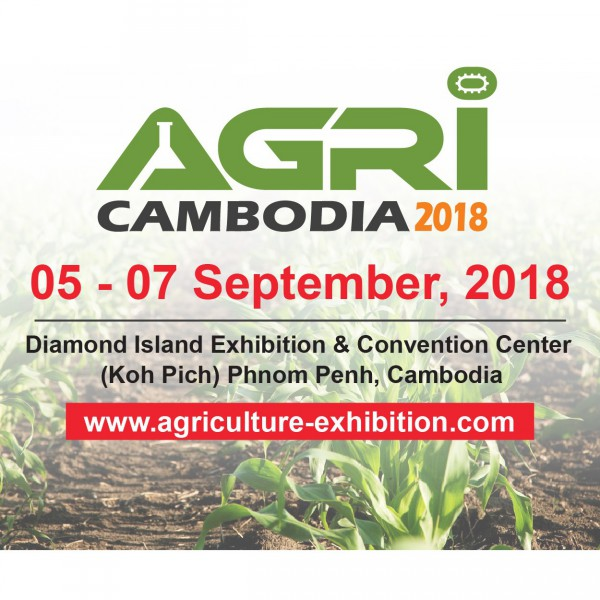 AGRI CAMBODIA EXPO 2018