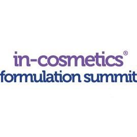 in-cosmetics Formulation Summit 2021