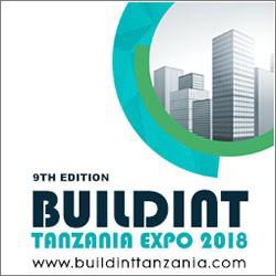 10th Buildint Tanzania Expo 2018