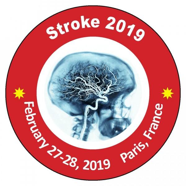 "7th International Conference on Neurodegenerative Disorders and Stroke"" (Stroke 2019)"