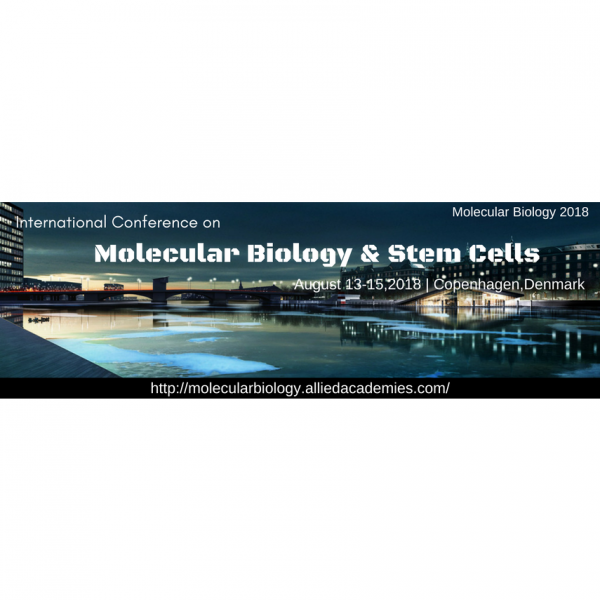 International Conference of Molecular Biology and Stem Cells 2018