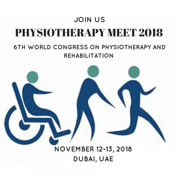 6th world congress on physiotherapy and rehabilitation