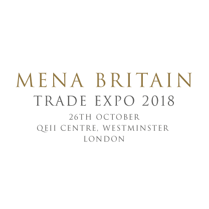 MENA (Middle East North Africa) Britain Trade Expo 2018
