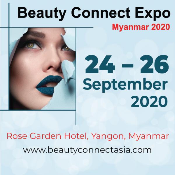 Beauty Connect Expo Myanmar 2020