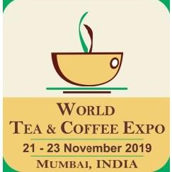 7th World Tea Coffee Expo 2019 Mumbai INDIA
