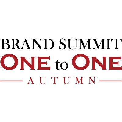 BRAND SUMMIT ONE TO ONE AUTUMN 2019