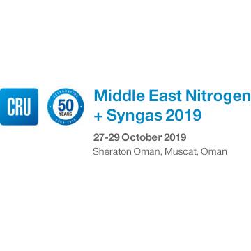 Middle East Nitrogen + Syngas 2019