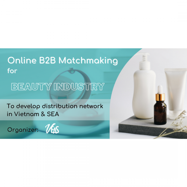 Online B2B Matchmaking for Beauty Industry
