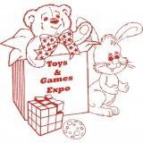 TOYS & GAMES EXPO. SPRING 2022