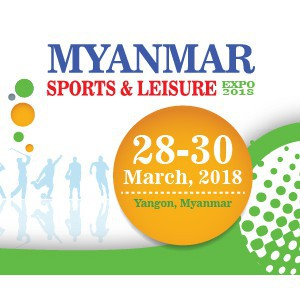 Sports and Leisure Expo Myanmar 2018
