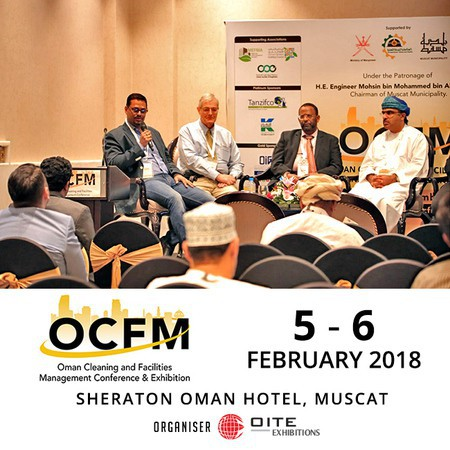 Oman Cleaning & Facilities Management Conference & Expo Oman 2018