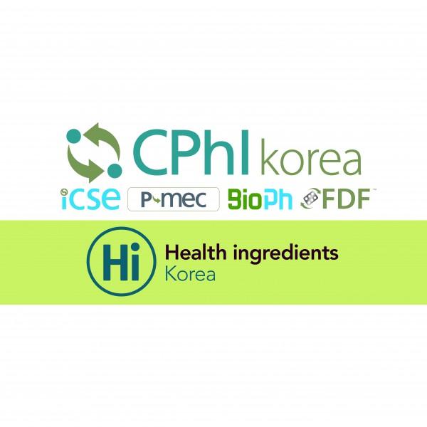 CPHI/ ICSE/ P-MEC/ BIOPH/ HI KOREA 2019