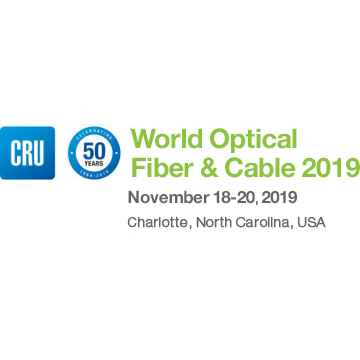 World Optical Fiber & Cable Conference 2019