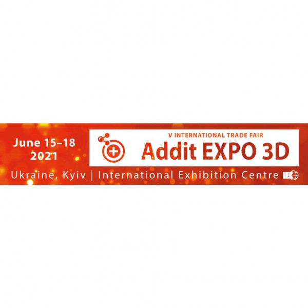 ADDIT EXPO 3D – 2021
