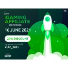 Kyiv iGaming Affiliate Conference 2021