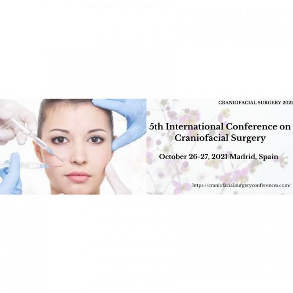 World Congress On Craniofacial Surgery 2021